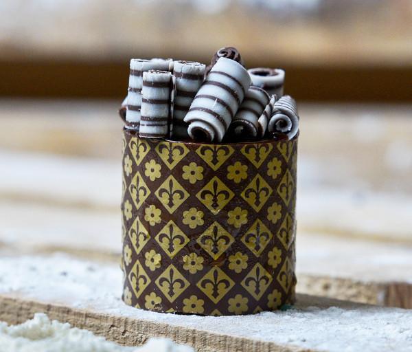 Միքս Բանան-շոկոլադ Փափայա