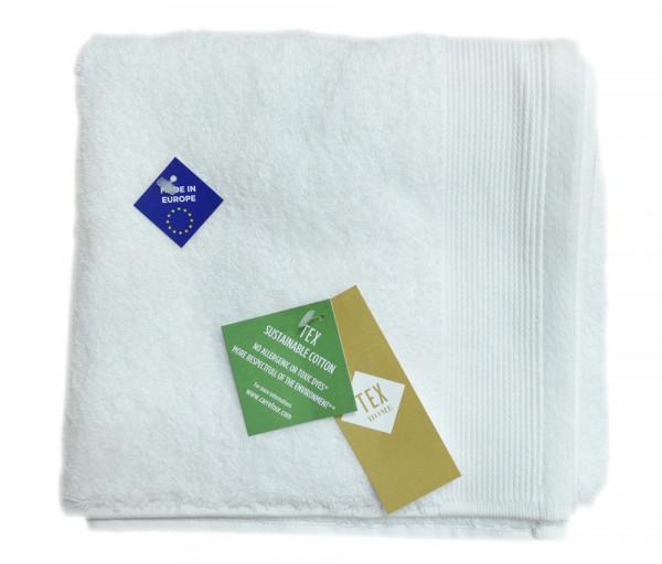 Տեքս Ձեռքի սրբիչ Սպիտակ 50x100