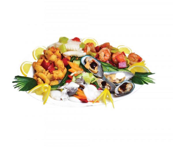 Կայսերական ուտեստ ծովային դելիկատեսներ Պեկին Կասկադ