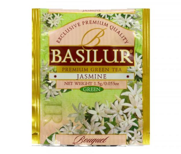 Կանաչ թեյ Ժասմինով 1.5գ Basilur Tea