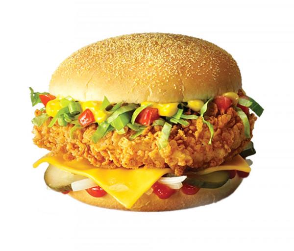 Չիզբուրգեր Դե Լյուքս KFC