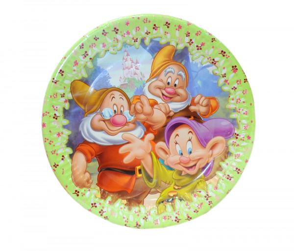 Ափսեներ «Dwarfs» (8 հատ)