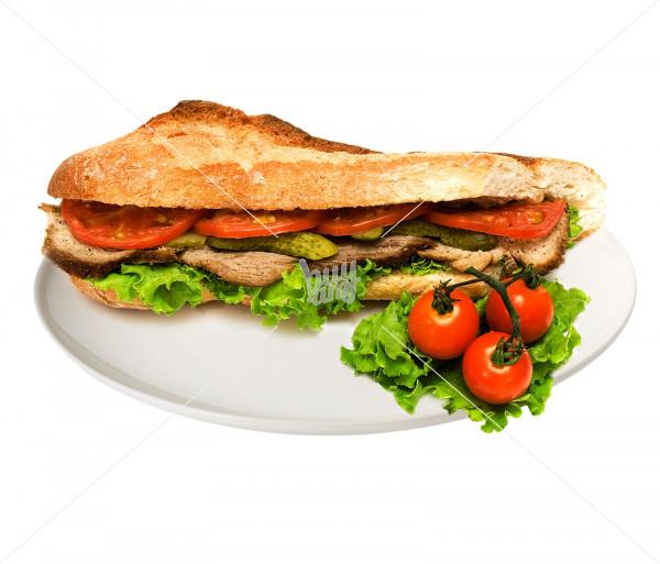 Տավարի ֆիլե սենդվիչ (մեծ) Աչաջուր