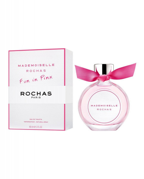 Կանացի օծանելիք ROCHAS Mademoiselle Eau De Toilette 50 մլ