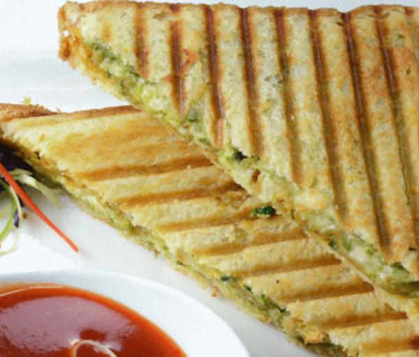 Բանջարեղենային գրիլ սենդվիչ Ֆլեյվրս օֆ Ինդիա