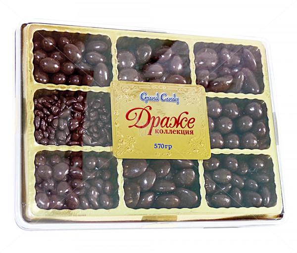 Դրաժե «Ասորտի» Grand Candy