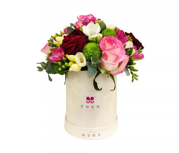 Flower arrangement Luana (small) Coco Fiori
