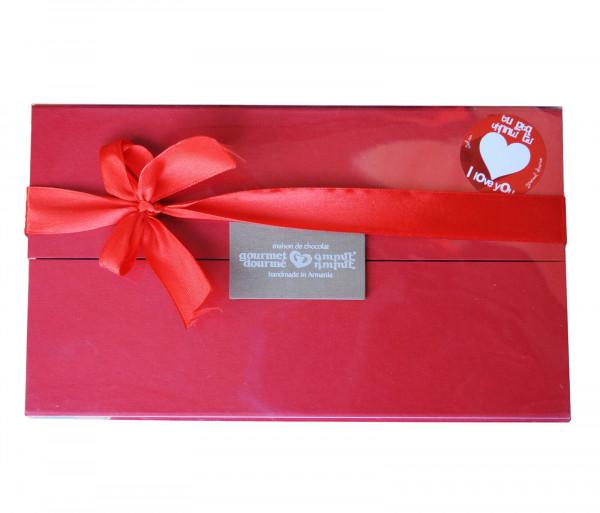 Շոկոլադե կոնֆետների հավաքածու Gourmet Dourme