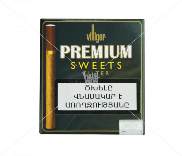 Սիգարիլաներ Villiger Premium Sweets Filter 10
