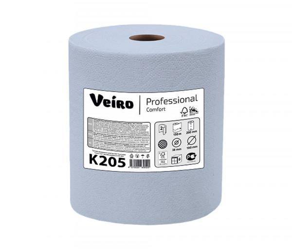 Paper towels in rolls Veiro Professional K206