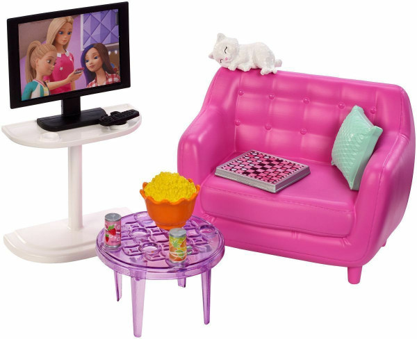 Աքսեսուարներ Barbie