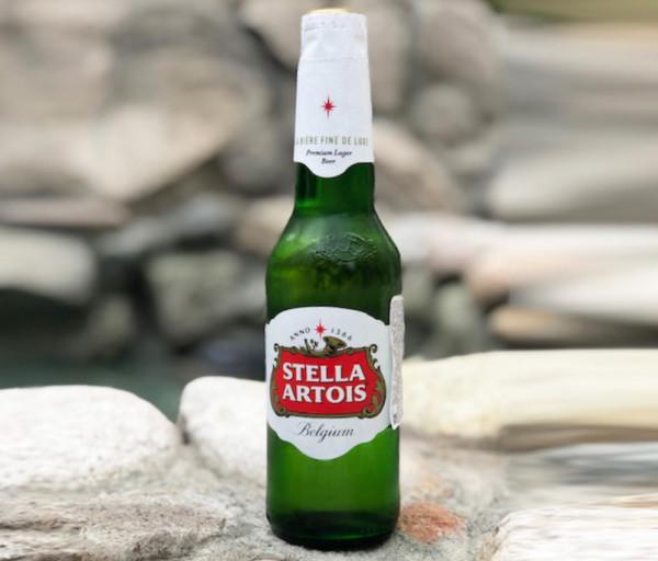 Գարեջուր «Stella Artois» 0.33լ