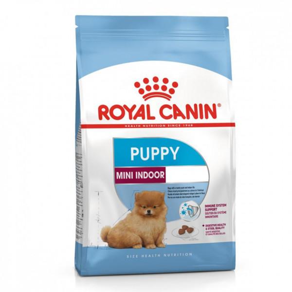 Շան չոր կեր Mini indoor puppy 1.5 կգ