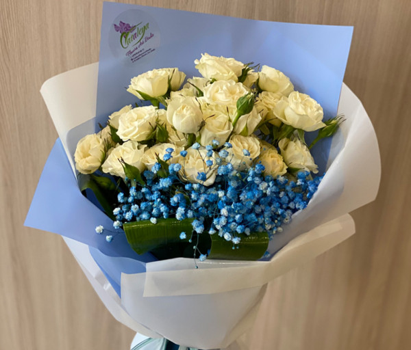 Ծաղկեփունջ N10 Cataleya Flowers