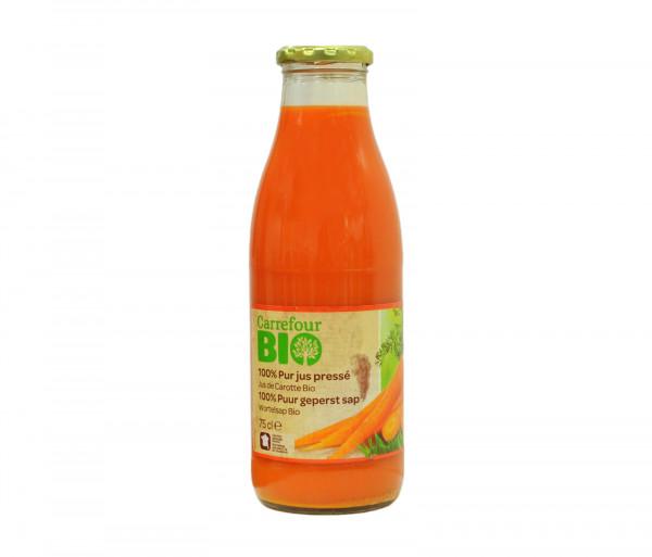 Carrefour Bio Carrot juice 0.75l