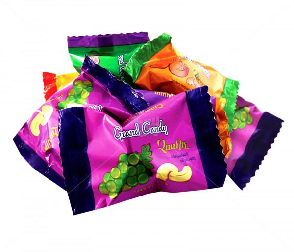 Շոկոլադապատ չրեր միքս Grand Candy