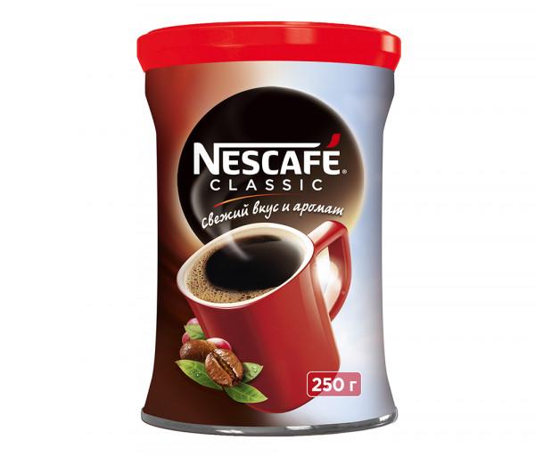 Նեսկաֆե Կլասիկ Լուծվող սուրճ 250գ