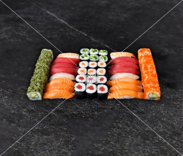 Ինը Սամուրայ AKO Sushi