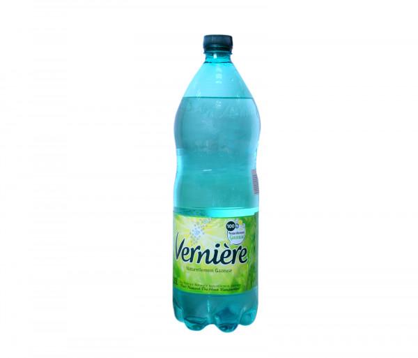 Վերնիեր Գազավորված ջուր 1.25լ
