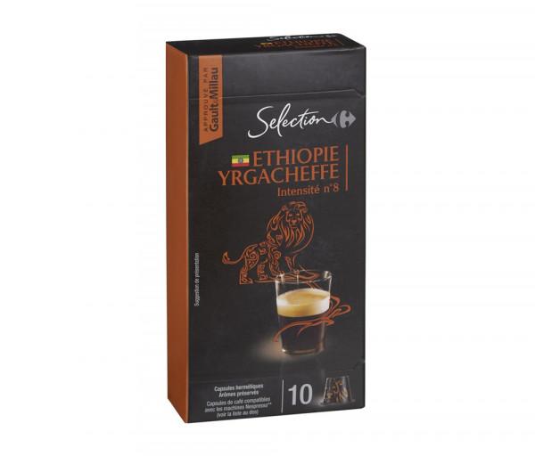 Քարֆուր Սուրճի պարկուճներ Եթովպիա x10