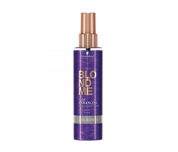 Սփրեյ կոնդիցիոներ Blond Me Enhance Bond Schwarzkopf 150մլ