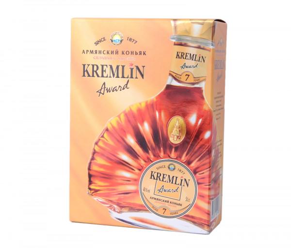 Kremlin Award Cognac 7Y 0.5l