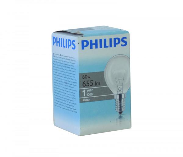 Ֆիլիպս Լամպ Ստանդարտ 60w E27 230v P45 Cl