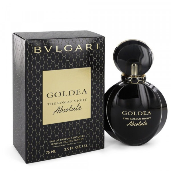 Կանացի օծանելիք Bvlgari Goldea The Roman Night Absolute Eau De Parfum 50մլ