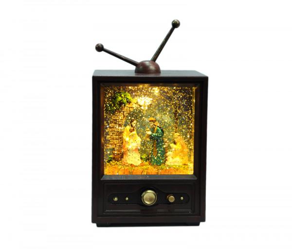 Հեռուստացույց լույսով և ձայնով