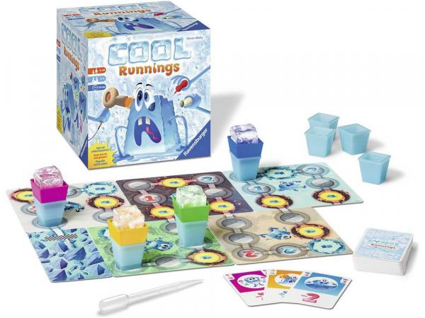 """Ravensburger Սեղանի Խաղ """"Cool Runnings"""""""