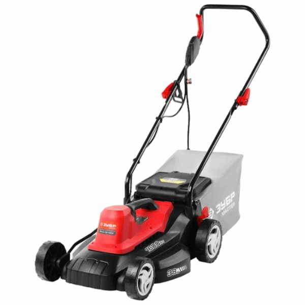 Electric grass cutter Zubr ZGKE38-1600