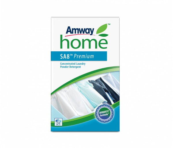 Concentrated laudry detergent SA8 Premium 1kg Amway