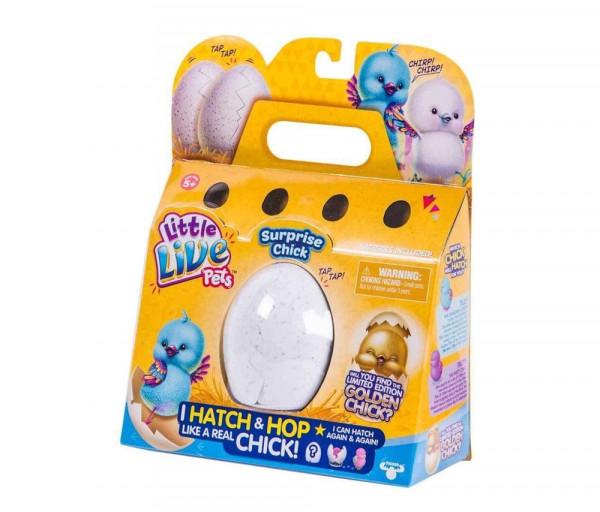 Անակնկալ ձվիկ «Little Live Pets» Mankan Toys