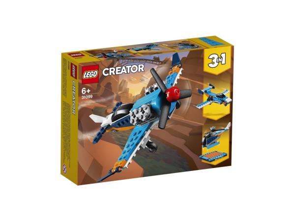 Lego Creator Կառուցողական Խաղ «Պտուտակավոր ինքնաթիռ»