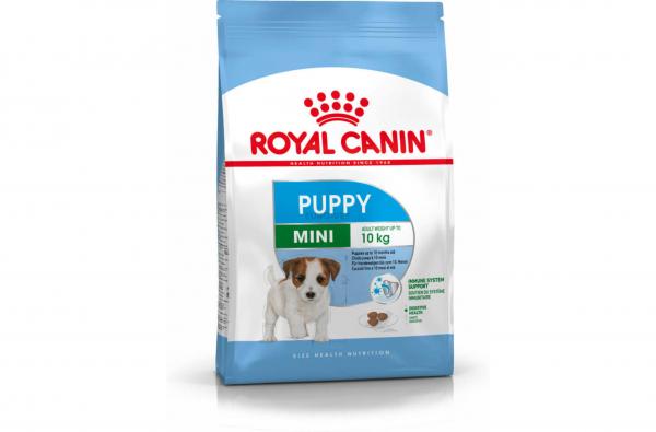 Շան չոր կեր Royal Canin Mini Puppy 8 կգ