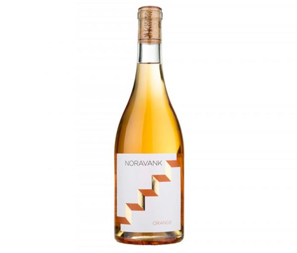 Grape wine Noravank orange (white), dry Maran Winery