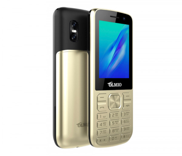 Բջջային հեռախոս Olmio M22 Gold