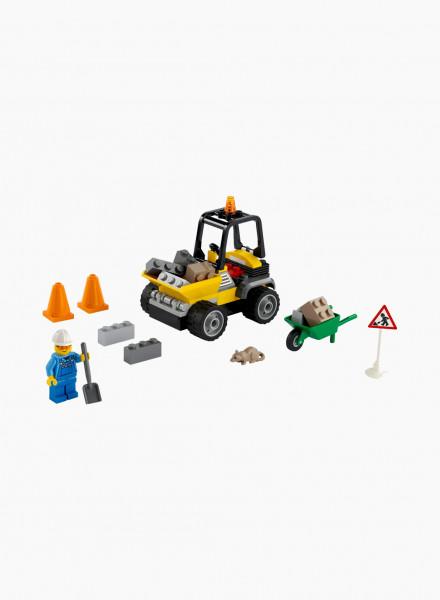 Կառուցողական խաղ City «Ճանապարհաշինարարական աշխատանքների մեքենա»