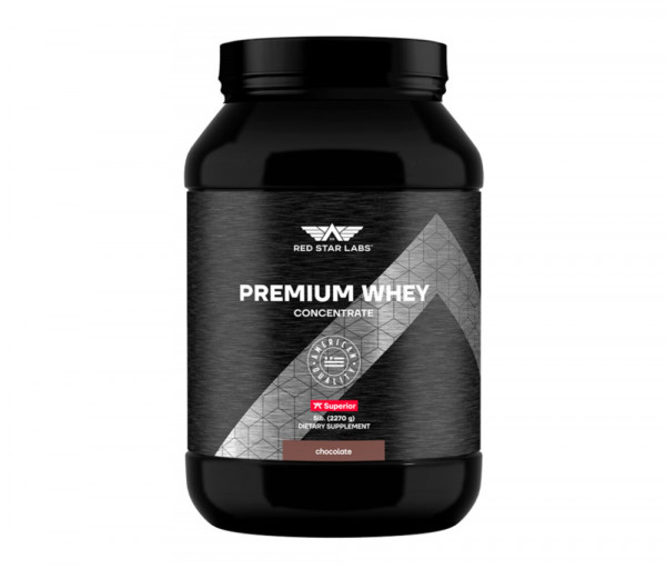 Premium Whey Concentrate 2270g Chocolate