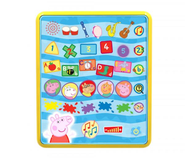 Peppa Pig ձայնային խաղալիք՝ Խոզուկ Պեպպայի սմարթ պլանշետը 534160EL