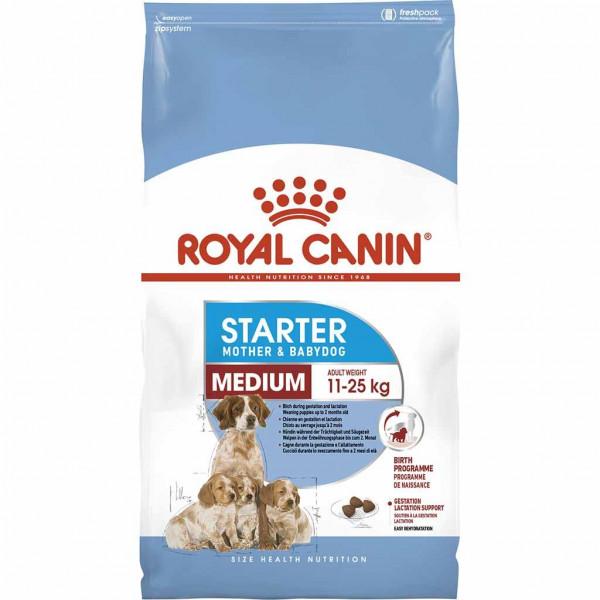Շան չոր կեր Medium starter 12 կգ