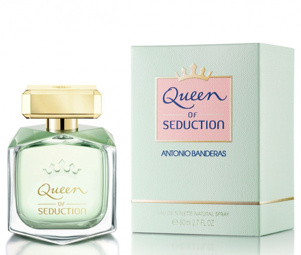 Կանացի օծանելիք Antonio Banderas Queen of Seduction Eau de Toilette 50 մլ