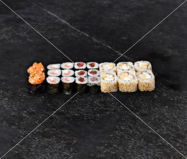 Տոյամա սեթ AKO Sushi