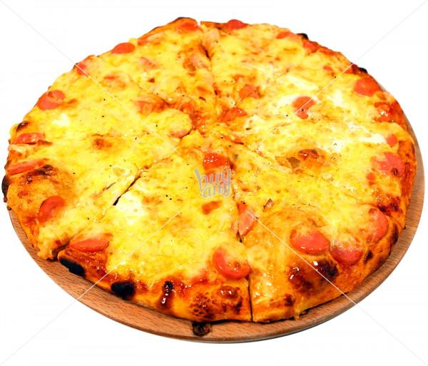 Պիցցա «Կարչիոլո» (40սմ) Մամա Միա