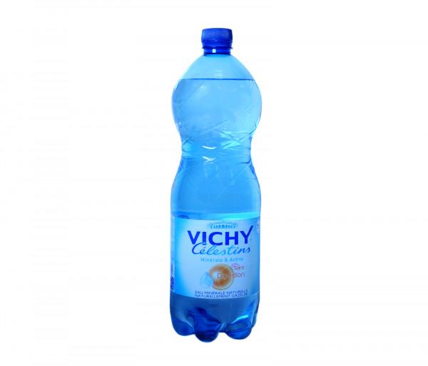 Վիշի Գազավորված ջուր 1.25լ