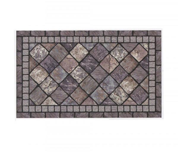 Դռան գորգ Stonehedge Grey, 60х91սմ