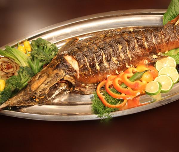 Ստերլետի խորոված 2կգ Ձուկ-Մուկ