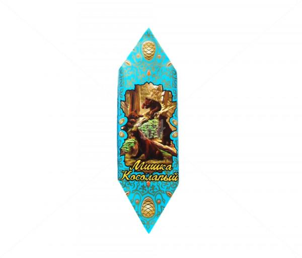 Վաֆլե կոնֆետներ «Ծուռթաթ արջուկ» Grand Candy
