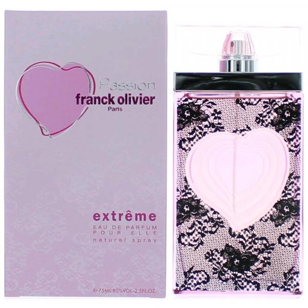 Կանացի օծանելիք Franck Olivier Passion Extreme Eau De Parfum 75 մլ