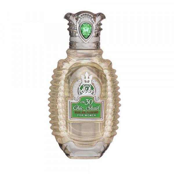 Կանացի օծանելիք Shaik Emerald № 30 Eau De Parfum 80 մլ